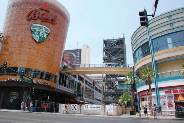 Игровой автомат Полеты над казино в Лас Вегасе — новый атракцион