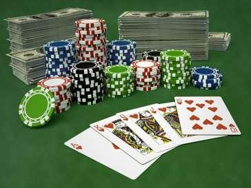 Игровой автомат Выдуманное ограбление и проигрыш в казино