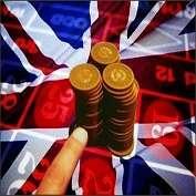 Игровой автомат Онлайн казино на территории Великобритании