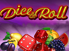 Игровой автомат Игровой автомат Roll The Dice на бонусы в бесплатном клубе